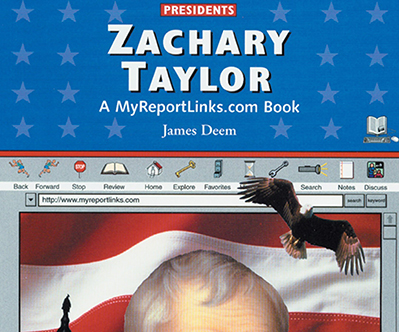 Zachary Taylor by James M Deem