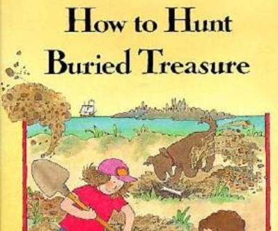 How to Hunt Buried Treasure by James M Deem