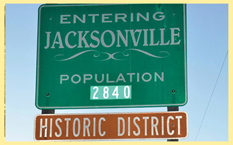The Jacksonville Treasure