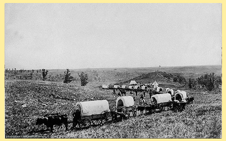 Wagon Train Treasure